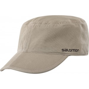 Sapca Salomon Military Flex Crem