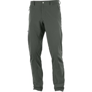 Pantaloni Hiking Salomon Wayfarer Incline M Gri