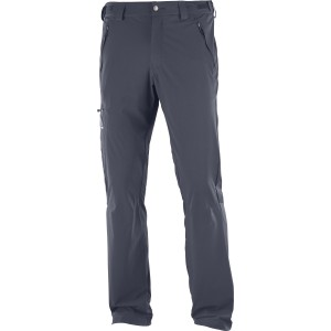Pantaloni Hiking Salomon Wayfarer M Gri Inchis