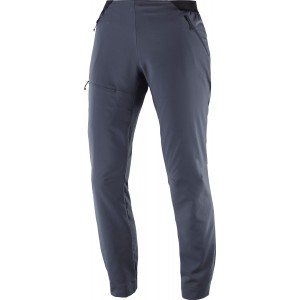 Pantaloni Hiking Salomon Outspeed W Gri Inchis