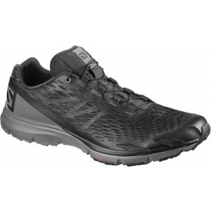 Incaltaminte Hiking Salomon Xa Amphib M Gri Inchis