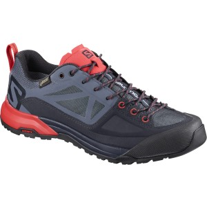 Incaltaminte Hiking Salomon X Alp Spry GTX W Bleumarin