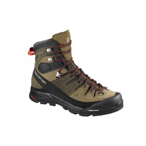 Ghete Barbati Hiking Salomon X Alp High LTR GTX Maro / Negru