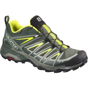Incaltaminte Hiking Salomon X Ultra 3 GTX M Verde