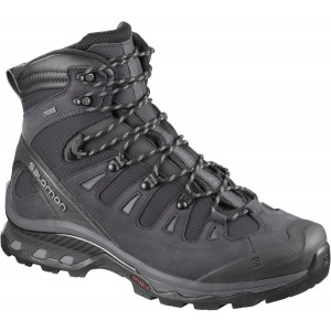 Incaltaminte Hiking Salomon Quest 4D 3 GTX M Gri Inchis