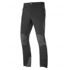 Pantaloni Barbati Hiking Salomon Wayfarer Mountain Negru