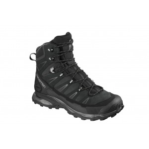 Ghete Barbati Hiking Salomon X Ultra Trek GTX Negru / Gri