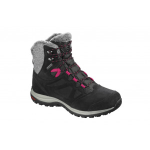 Ghete Femei Salomon Ellipse Winter GTX Gri