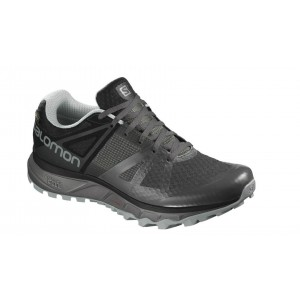 Incaltaminte Alergare Trail Barbati Salomon Trailster GTX Gri