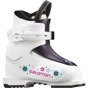 Salomon Clapari Ski T1 Girly Copii Alb