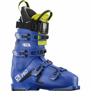 Salomon Clapari Ski S/PRO 130 Bootfitter Friendly  Barbati Albastru