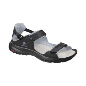 Salomon Sandale Drumetie Unisex  Tech Sandal Feel Black/Flint /Bk (Negru)