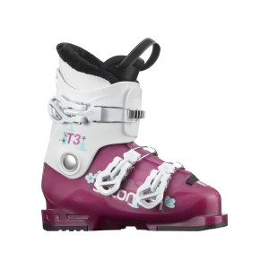 Salomon CLAPARI SKI COPII T3 RT GIRLY (Roz)