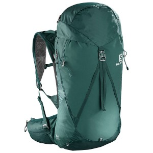 Rucsac Hiking Salomon Out Night 30+5 Verde