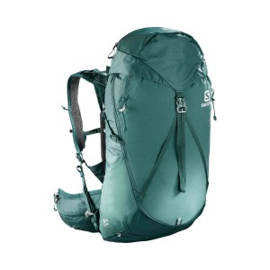 Salomon Rucsac Drumetie Unisex OUT WEEK 38+6 Verde