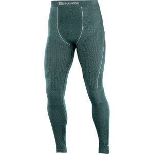 Salomon Colanti Drumetie PRIMO WARM TIGHT SEAMLESS Barbati Verde