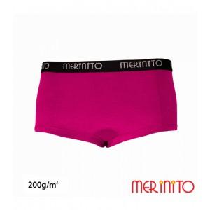 Lenjerie Merinito Hot Pants 100% Merinos 200g W Mov
