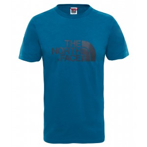 Tricou The North Face Easy S/S M Albastru