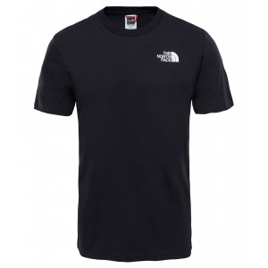 Tricou The North Face Simple Dome S/S M Negru