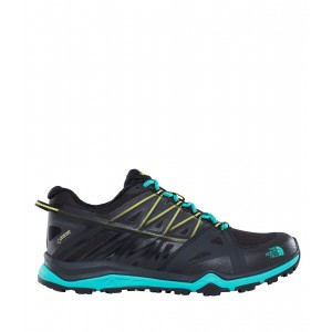 Incaltaminte Hiking The North Face Hedgehog Fastpack Lite II GTX W Negru / Verde