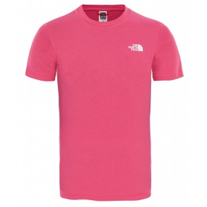 Tricou Hiking The North Face Simple Dome JR Roz