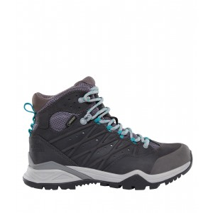 Incaltaminte Hiking The North Face Hedgehog Hike II Mid GTX W Gri