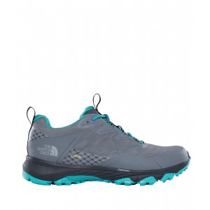 Incaltaminte Hiking The North Face Ultra Fastpack IIi GTX W Gri / Turcoaz