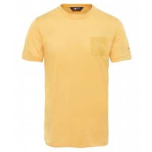 Tricou The North Face Flashdry S/S M Galben