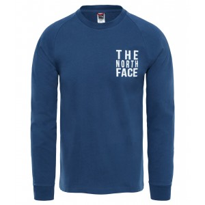 Bluza The North Face Ones L/S M Bleumarin