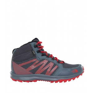 Incaltaminte Hiking The North Face Litewave Fastpack Mid GTX M Gri / Rosu
