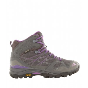 Incaltaminte Hiking The North Face Hedgehog Fastpack Mid GTX Eu W Gri