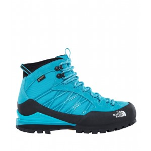 Incaltaminte Hiking The North Face Verto S3K II GTX W Bleu / Negru