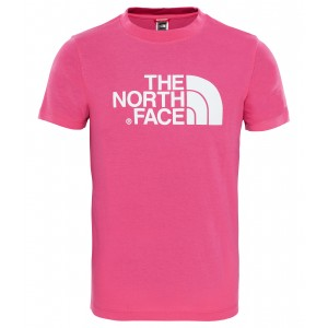 Tricou Hiking The North Face Easy S/S JR Roz