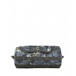 Geanta The North Face Base Camp Travel Canister - L Kaki / Camo