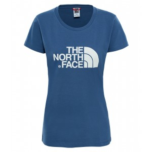 Tricou The North Face Easy S/S W Bleumarin