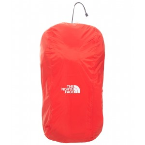 Husa The North Face Pack Rain Cover Rosu