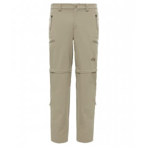 Pantaloni Hiking The North Face Exploration Convertible M Bej