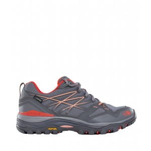 Incaltaminte Hiking The North Face Hedgehog Fastpack GTX W Gri / Portocaliu