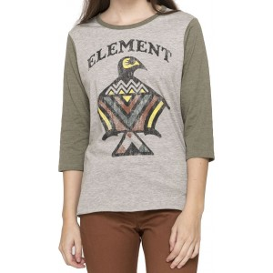 Bluza Femei Element Eagle Gri / Verde