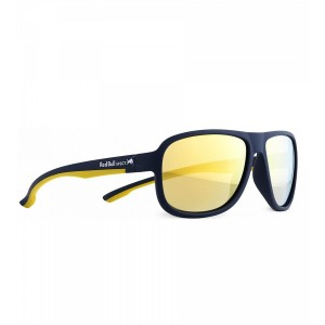 Ochelari De Soare Red Bull SPECT Sunglasses LOOP-004 Dark Blue / Dark Blue / Yellow