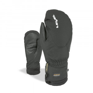 Manusi Ski Level Alpine Mitt Black