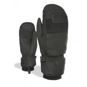 Manusi Ski Level Empire Mitt Black