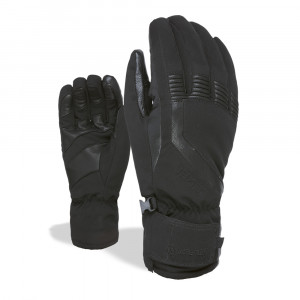Manusi Ski Level I-Super Radiator Gore-Tex Black