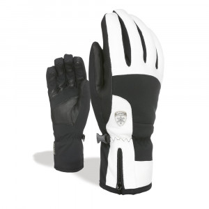 Manusi Ski Level Iris W Black-White