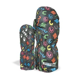 Manusi Schi si Snowboard Level Kiddy PK Mitt Rainbow