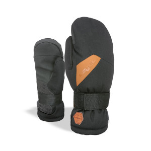 Manusi Ski Level Rocky JR Mitt Black