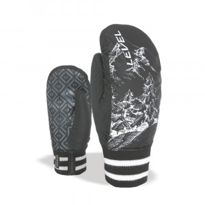 Manusi Ski Level Sneaker JR Anthracite