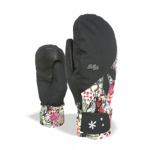 Manusi Schi si Snowboard Level Bliss Sunshine PK Mitt Rainbow