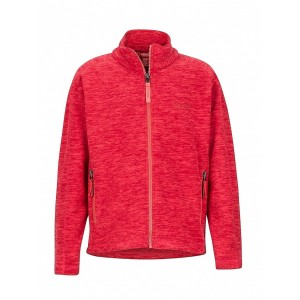 Polar Fete Hiking Marmot Lassen Fleece Roz Deschis