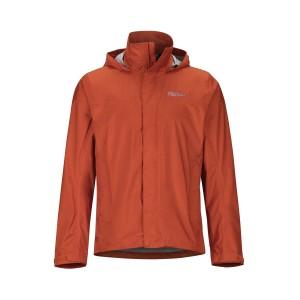 Geaca Drumetie Barbati Marmot PreCip Eco Jacket Picante (Portocaliu)
